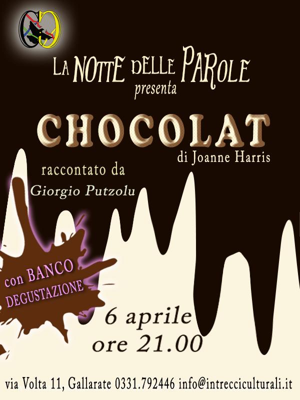 Lettura Chocolat 2018