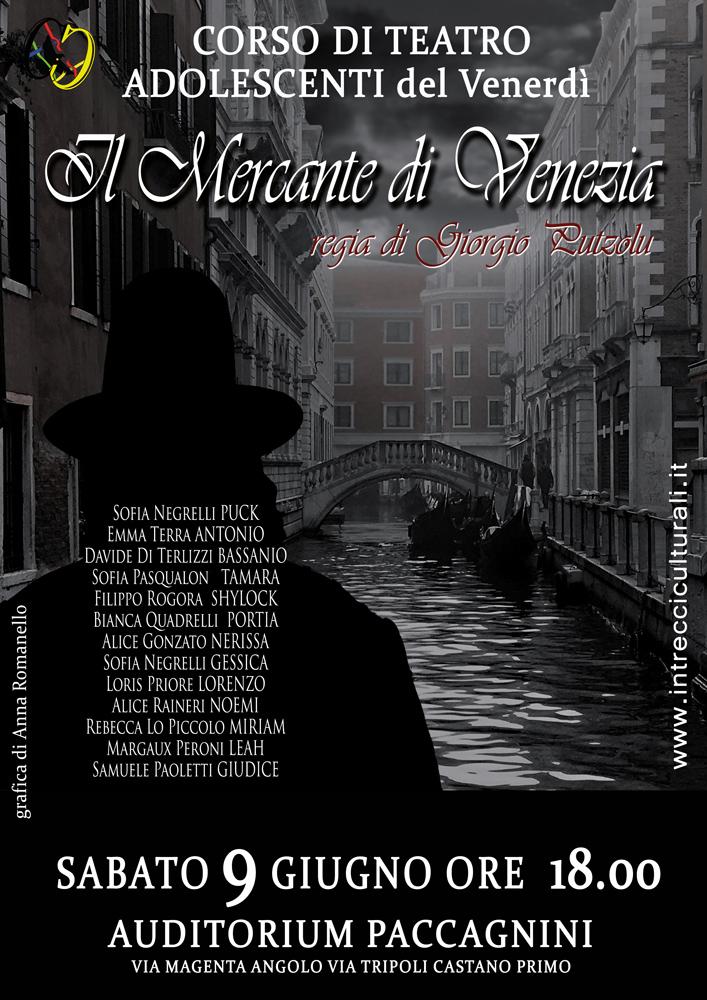 Il Mercante di Venezia 2018
