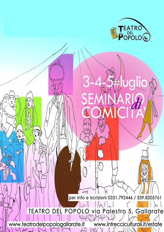 Seminario Comicità 2015