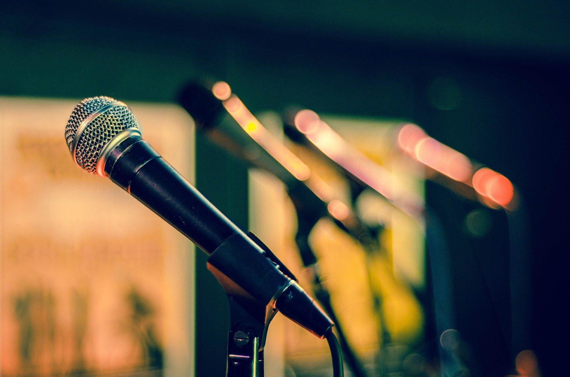 microfoni canto
